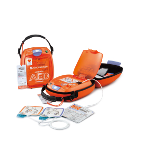 自動体外式除細動器(AED)
